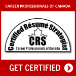 Certified Resume Strategist - CRS
