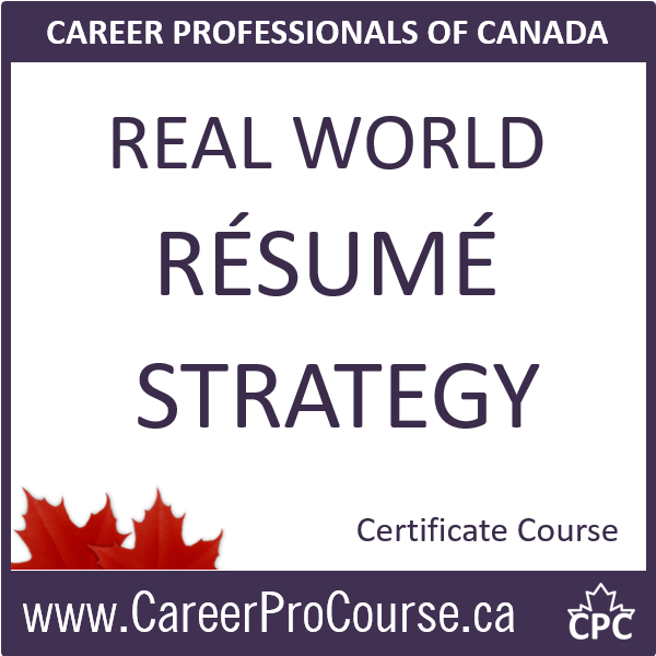 RES Real-World Résumé Strategy