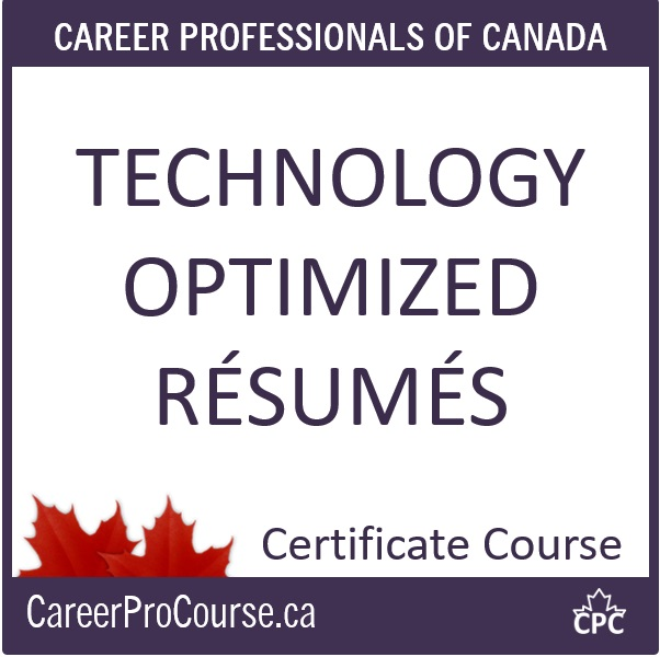 RES Technology Optimized Résumés